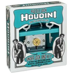 Houdini puzzle lock - Under lock and key! - Lacatul Houdini PROFESSOR PUZZLE LTD.