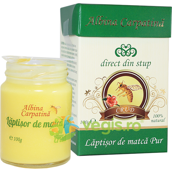 Laptisor De Matca Pur 100g imagine produs 2021