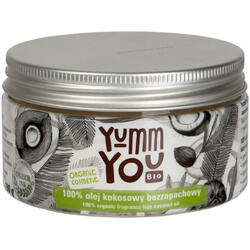 Ulei de Cocos Cosmetic Yumm You Ecologic/Bio 190g