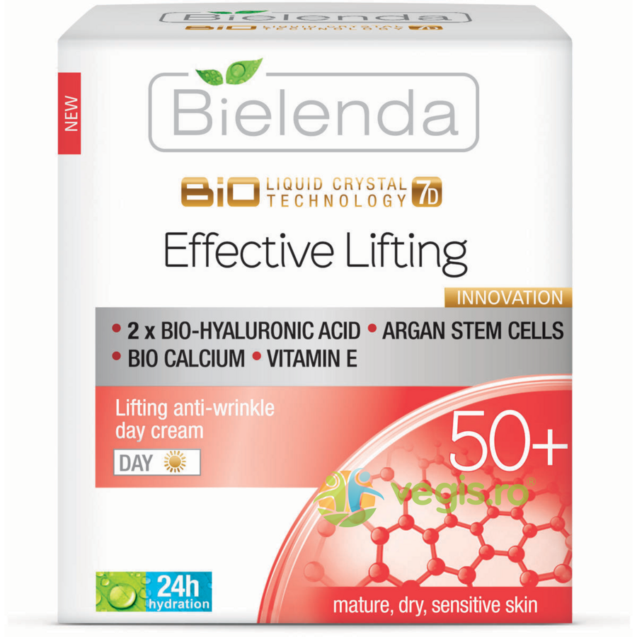 Crema Lifting de zi Biotech 7D 50+ 50ml