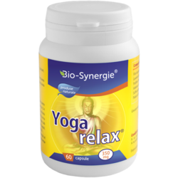Yoga Relax 350mg 60 Cps BIO-SYNERGIE ACTIV