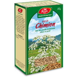 Ceai Fructe Chimion 50gr FARES