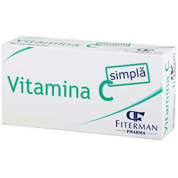 Vitamina C 180mg 20Cpr FITERMAN PHARMA