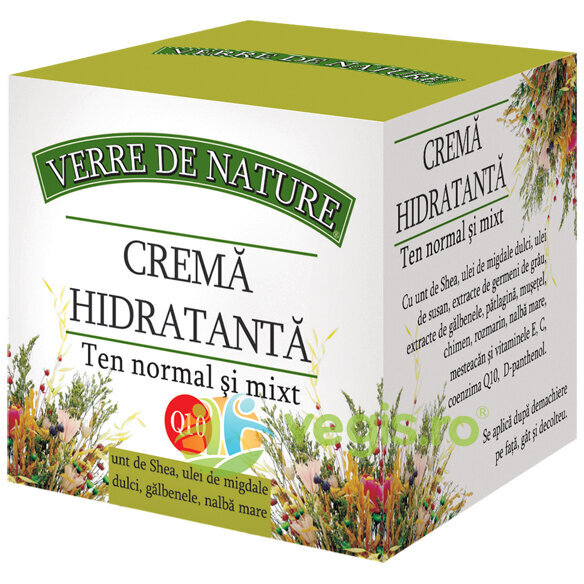 Crema Hidratanta Ten Normal Si Mixt 50ml