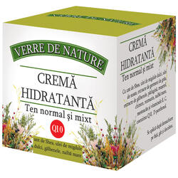 Crema Hidratanta Ten Normal Si Mixt 50ml MANICOS