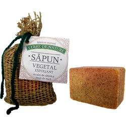 Sapun Exfoliant 100gr (Fabricat Manual)