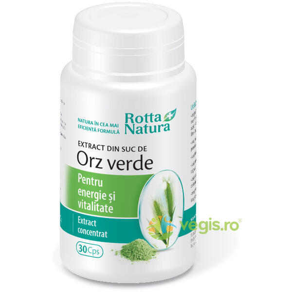 Extract Orz Verde 30cps ROTTA NATURA