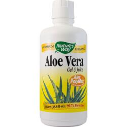 Aloe Vera Gel & Juice 1l SECOM