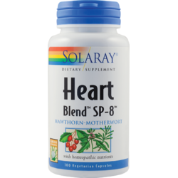 Heart Blend Sp-8 100cps SOLARAY