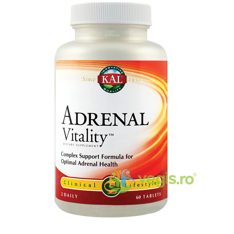 SECOM Adrenal Vitality 60cpr
