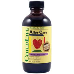 Aller-Care  118.5ML CHILD LIFE ESSENTIALS