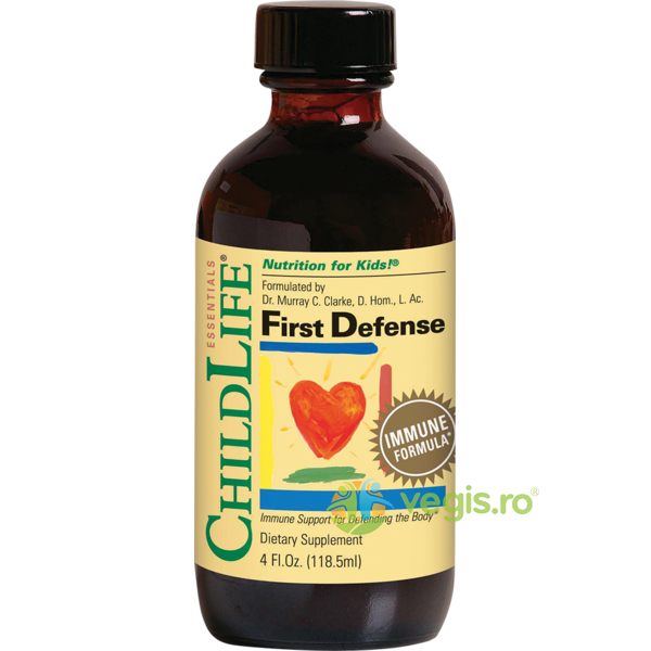 First Defense 118.5ml CHILD LIFE ESSENTIALS