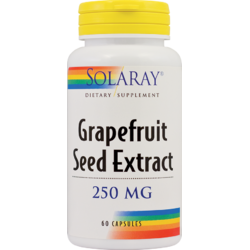 Grapefruit Seed Extract 60cps SOLARAY