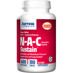 NAC SUSTAIN 100CPR SECOM