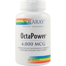 OCTAPOWER 4000MCG 120CPS SOLARAY