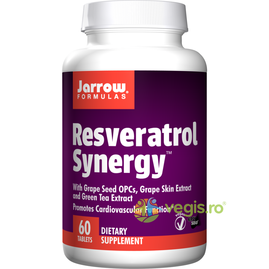 RESVERATROL SYNERGY 20MG 60CPR