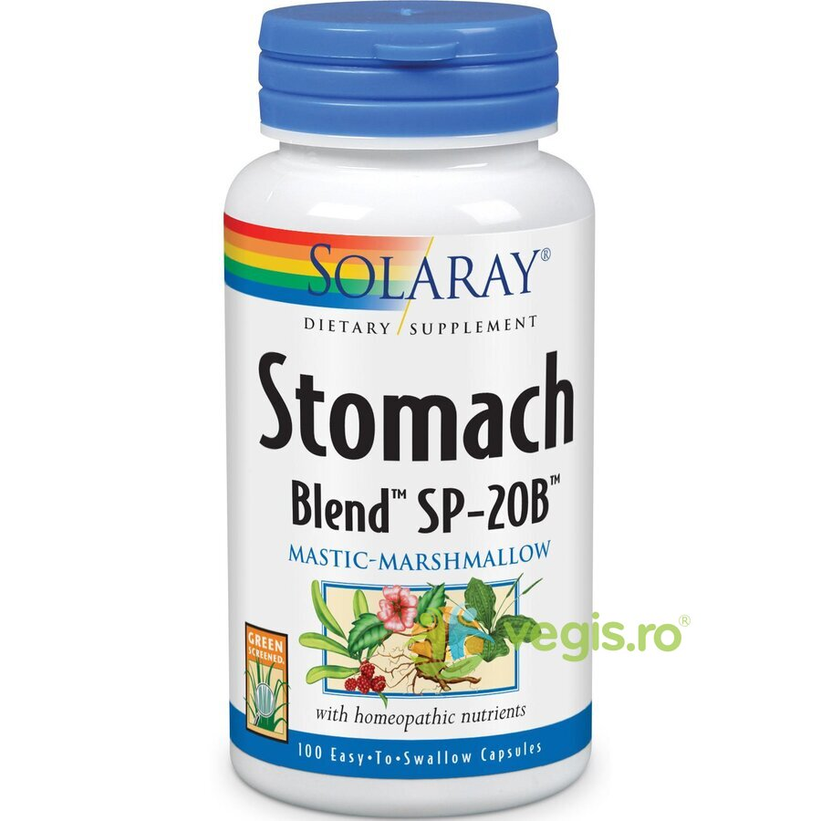 SECOM STOMACH BLEND 100CPS