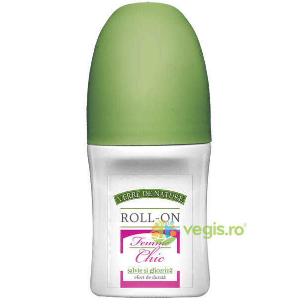 Deo Roll-On Vere De Nature Femme Chic 50g MANICOS