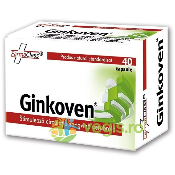 FARMACLASS Ginkoven 40cps