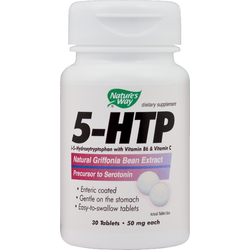 5 - HTP 30cpr NATURE'S  WAY