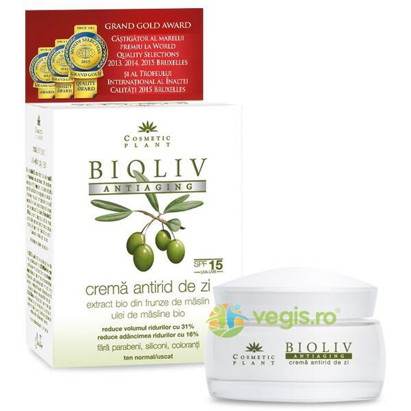 Crema Bioliv Antiaging Zi 50ml COSMETIC PLANT