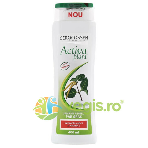 Sampon Activa Par Gras 400ml