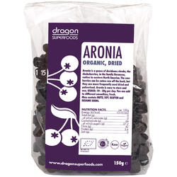 Fructe De Aronia BIO - 150g DRAGON SUPERFOODS