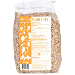 Seminte De Susan Integral BIO 250g DRAGON SUPERFOODS