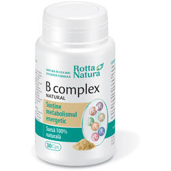B-Complex Natural 30cps