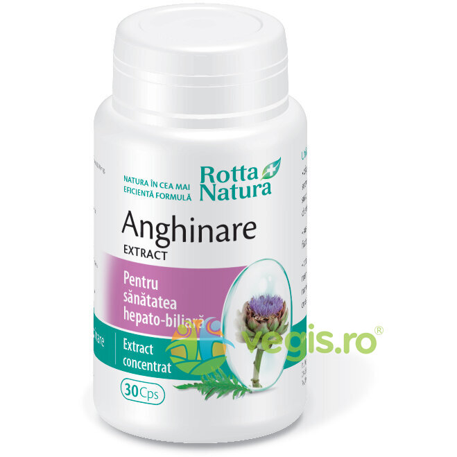ROTTA NATURA Anghinare Extract 30cps