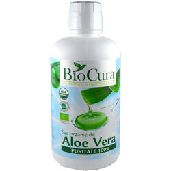 Suc de Aloe Vera Puritate 100% Ecologic/Bio 946ml