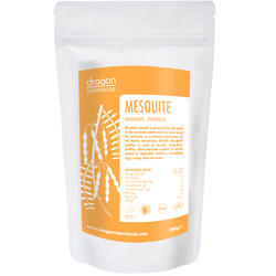 Mesquite Pudra BIO 200g DRAGON SUPERFOODS