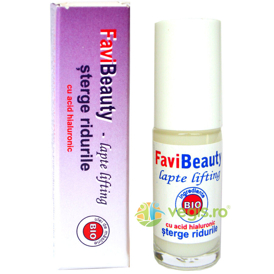 Lapte Lifting (Acid Hialuronic) Bio 5ml