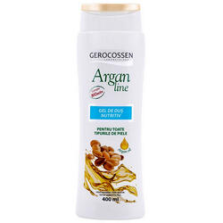 Argan Gel de Dus Nutritiv 400ml