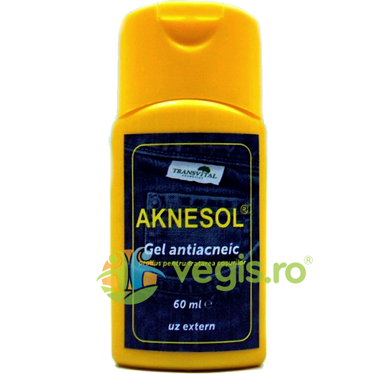 QUANTUM PHARM Aknesol – Gel Antiacneic 60ml
