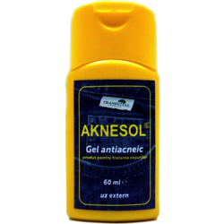 Aknesol - Gel Antiacneic 60ml QUANTUM PHARM