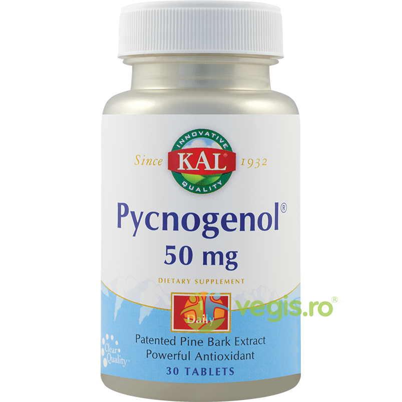 SECOM Pycnogenol 50mg 30cpr