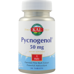 Pycnogenol 50mg 30cpr SECOM