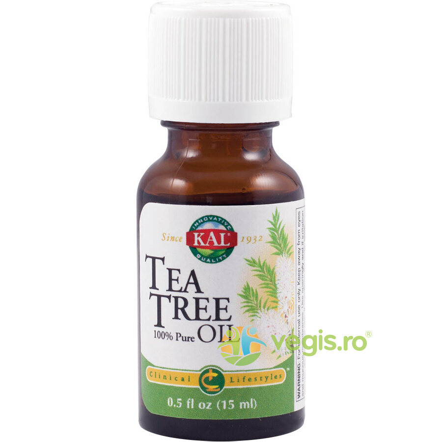 SECOM Tea Tree Ulei 15ml