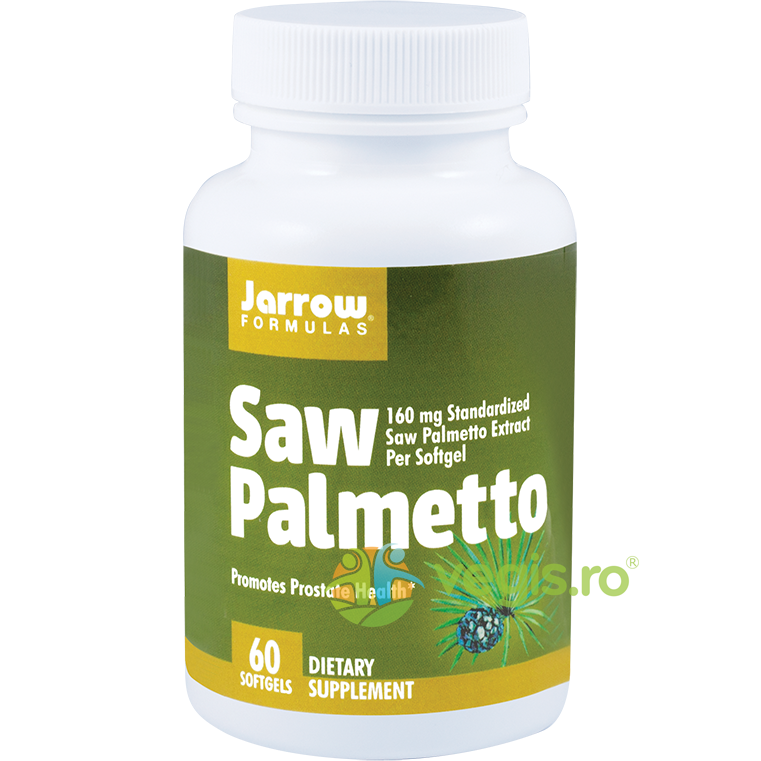 Saw Palmetto (Palmier pitic) 160mg 60cps