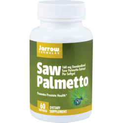 Saw Palmetto (Palmier pitic) 160mg 60cps JARROW FORMULAS