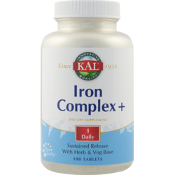 Iron Complex+ 100cps KAL