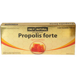 ON Propolis Forte 10fiole*10ml 1500mg ONLY NATURAL