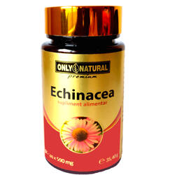 Echinacea 60cps 590mg ONLY NATURAL