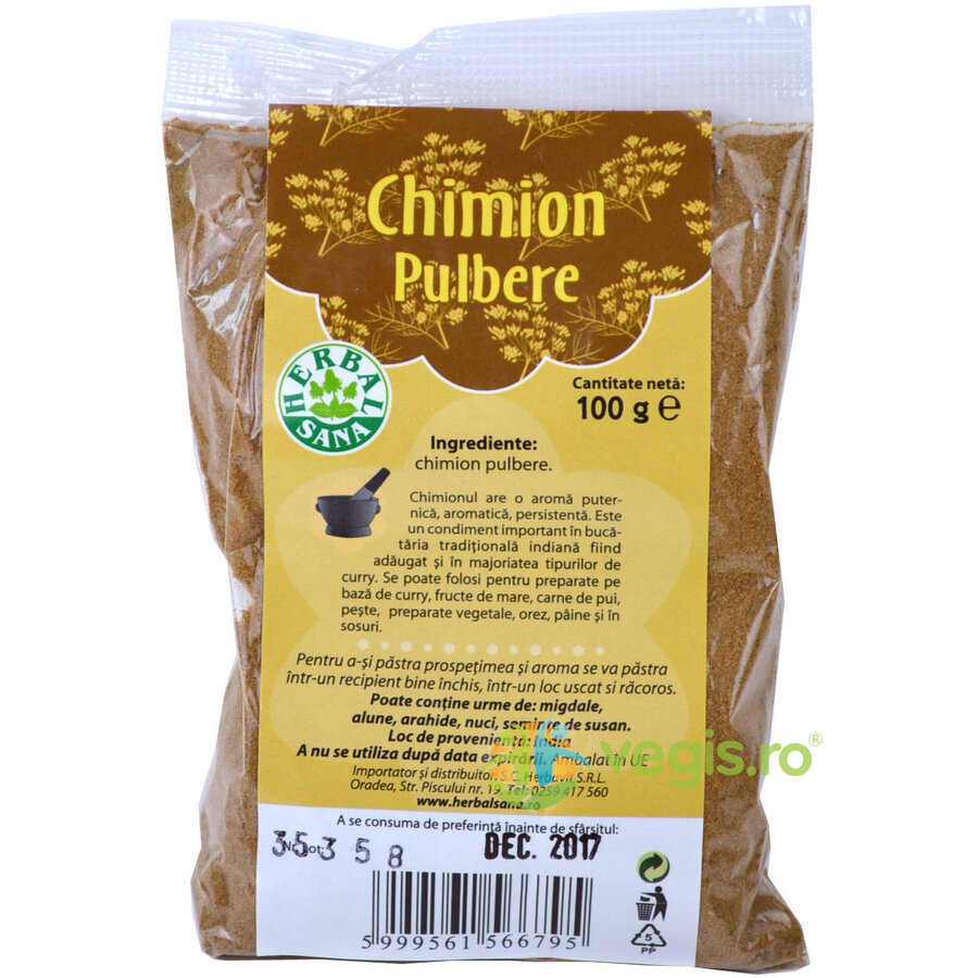 Chimion Pulbere 100gr