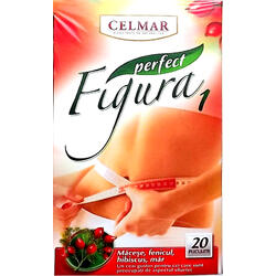 Ceai Perfect Figura 1 20dz CELMAR
