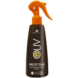 Emulsie Spray Plaja SPF20 Oliv 200ml