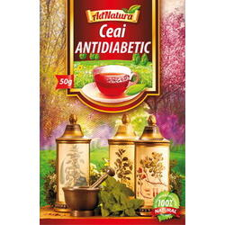 Ceai Antidiabetic 50g ADNATURA