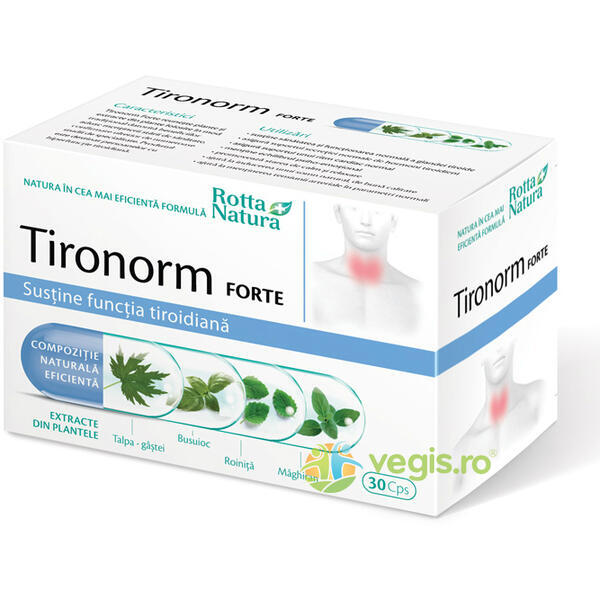 Tironorm Forte 30cps ROTTA NATURA
