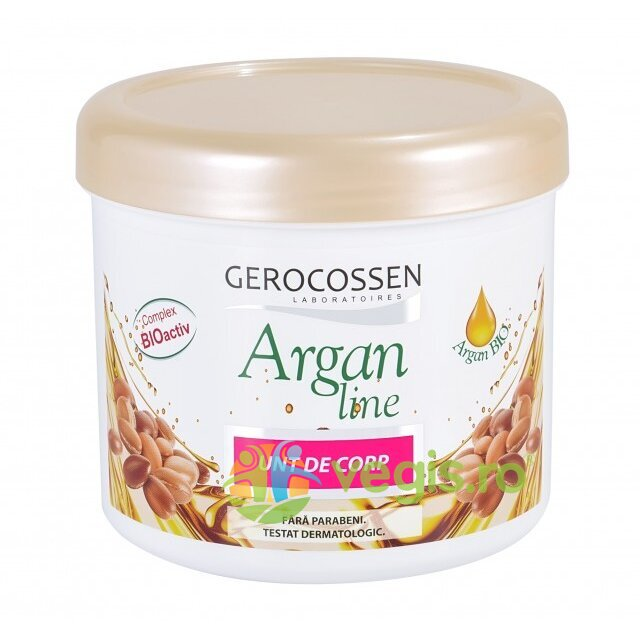 Argan-Unt De Corp 450ml